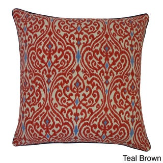 20 x 20-inch 'Geane' Square Throw Pillow