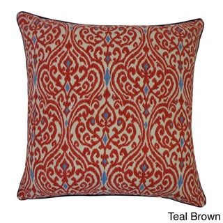 Jiti 'Geane' Square 20 x 20-inch Throw Pillow