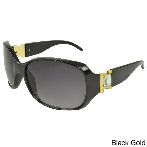 EPIC Eyewear Women's 'Jorden' Shield Sunglasses