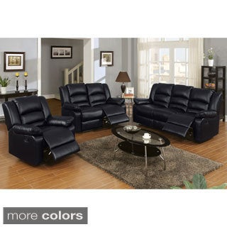 Ternitz 3-piece Motion Recliner Living Room Set