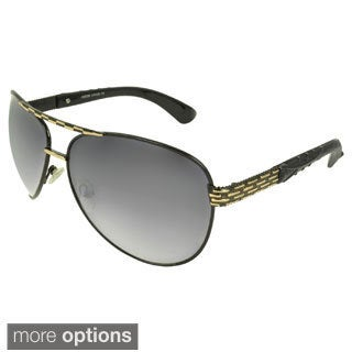 EPIC Eyewear 'Lightwood' Aviator Fashion Sunglasses