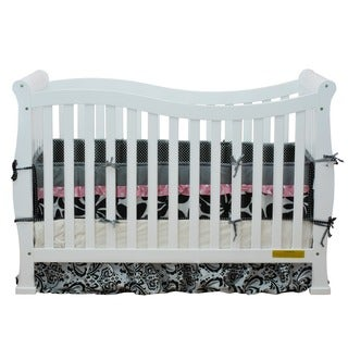 Mikaila Zoe 3-in-1 Convertible Crib