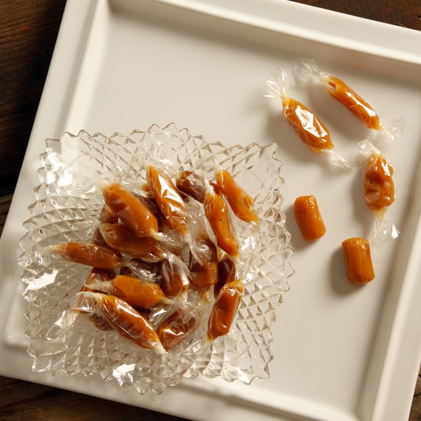 Untamed Confections Organic Desert Wildflower Honey Caramels and Prickly Pear Honey Caramels