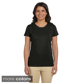 Women's Organic Cotton Classic Short Sleeve T-shirt