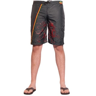 Men' Dragon Rasta Board Shorts (Nepal)