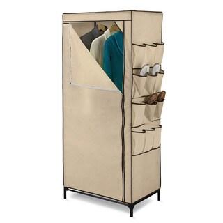 "Honey-can-do WRD-01270 27"" Portable Cloth Storage Wardrobe"