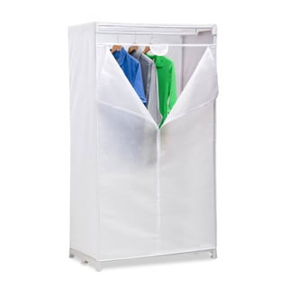Honey Can Do 36-inch Cloth Wardrobe