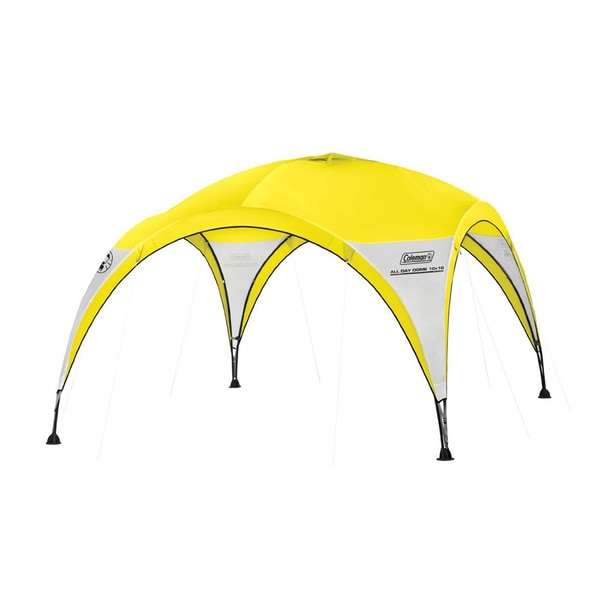 Coleman All Day Dome Shelter (10' x 10')