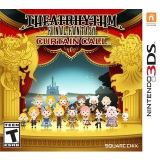 Nintendo 3DS - Theatrhythm Final Fantasy: Curtain Call