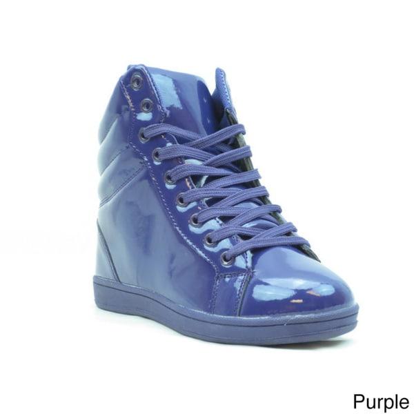 Blue Women's Rivers Court Shoes