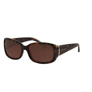 Vernier Women's Tortoise Sunglasses