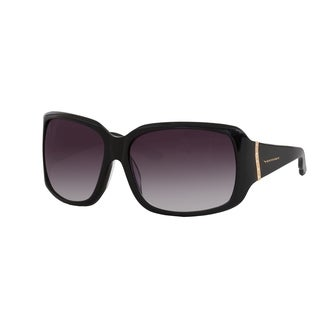 Vernier Women's Stud Accent Sunglasses