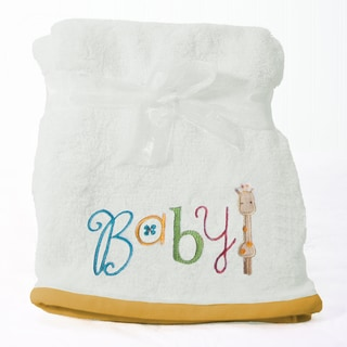 Nurture Imagination My ABC's Plush Blanket