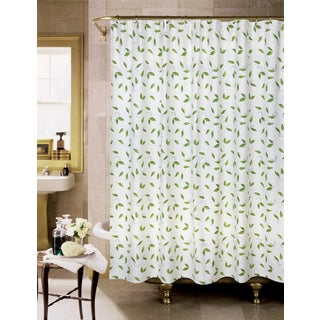 Camellia Floral Shower Curtain