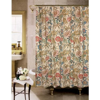 Cliveden Floral Shower Curtain