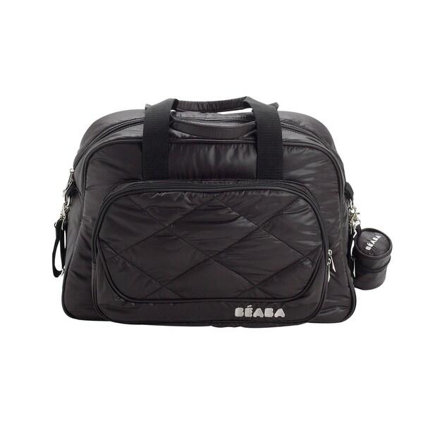 Beaba Sac New York Black Diaper Bag