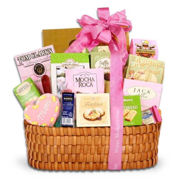 Alder Creek Gift Baskets Mother's Day Gourmet Gift Basket