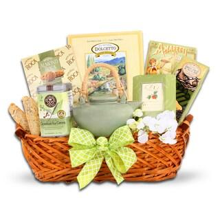 Alder Creek Gift Baskets Tea Time for Mom
