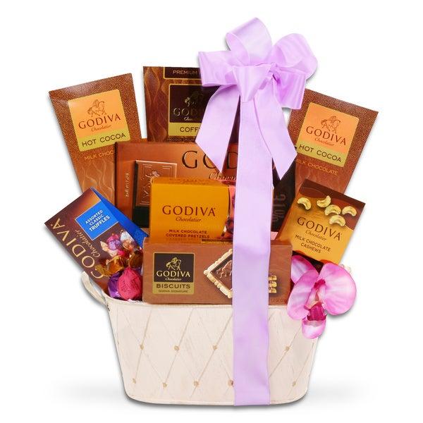Alder Creek Gift Baskets Mother's Day Godiva Gift