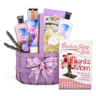Alder Creek Gift Baskets Chicken Soup for the Soul: Lavender Relaxation