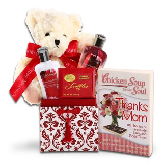 Alder Creek Gift Baskets Chicken Soup for the Soul: Elegant Gift for Mom