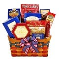 Alder Creek Patriotic Treats Gift Basket