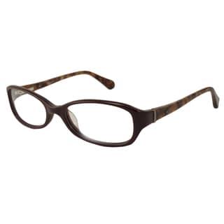 Kenneth Cole Readers Women's KC182 Rectangular Reading Glasses