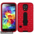 BasAcc Symbiosis with Stand Diamond Cover Case for Samsung Galaxy S5/ SV