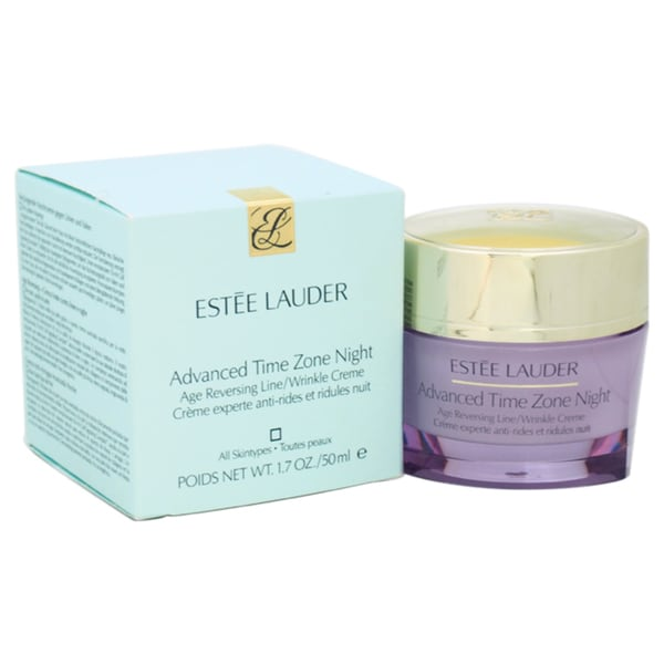 Estee Lauder Advanced Time Zone Night 1.7-ounce Wrinkle Creme