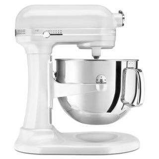 KitchenAid RKSM7581FP Frosted Pearl 7-quart Bowl-lift Stand Mixer (Refurbished)
