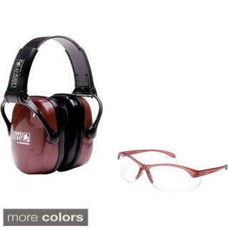 Howard Leight Shooting Safety Combo Eyewear/ Earmuff Set