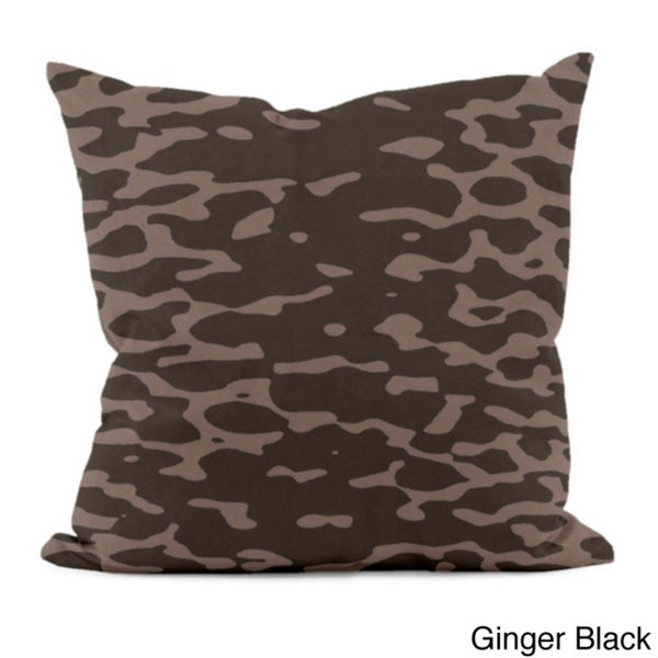 20 x 20-inch Animal-inspired Decorative Throw Pillow
