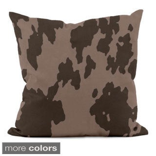 18 x 18-inch Animal Pattern Decorative Throw Pillow