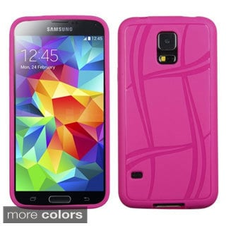INSTEN Basketball Texture Skin Cover Phone Case Cover for Samsung Galaxy S5/ SV G900