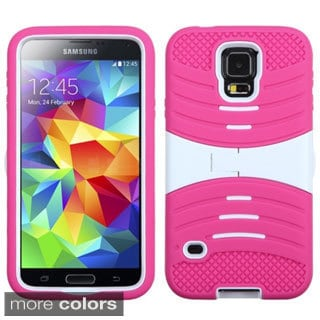 BasAcc Wave Symbiosis with Horizontal Stand Cover Case for Samsung Galaxy S5/ SV