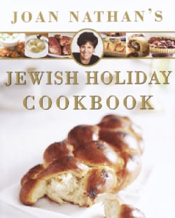 Joan Nathan's Jewish Holiday Cookbook: Revised and Updated on the Occasion of the Twenty-Fifth Anniversary of the... (Hardcover)