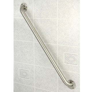Decorative 30-inch Stainless Steel Grab Bar