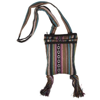 Women's Ethinic Mini Crossbody Bag (Nepal)