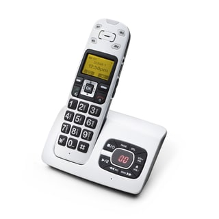 ClearSounds DECT Answering Machine Cordless Phone