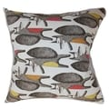 Babolsar Animal Down Filled Throw Print Pillow Warmth