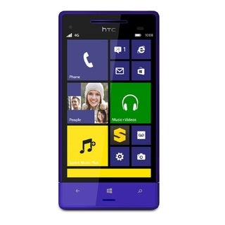 HTC 8XT 8GB Sprint CDMA Windows 8 Blue Cell Phone