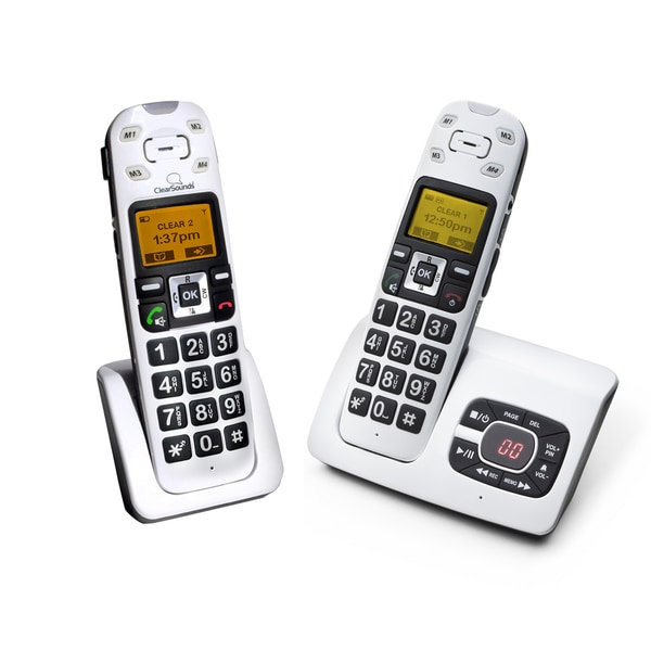 ClearSounds DECT Amplified Cordless Bundle