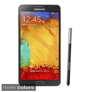 Samsung Galaxy Note 3 N9000 32GB Verizon CDMA Android Cell Phone