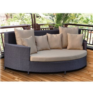 Zaga Outdoor Wicker Daybed