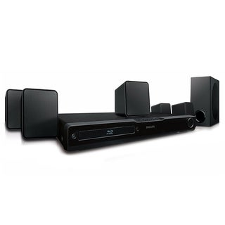 Philips HTS3051B/F7 1080p Upconversion and iPod Dock Blu-ray Home Cinema