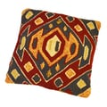 South Beach Multi-color Modern Indoor/ Outdoor Pillow
