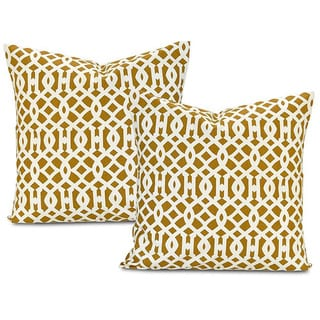 Nairobi Desert Cotton Pillow Covers (Set of 2)