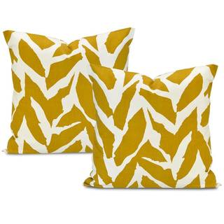 Sahara Desert Cotton Pillow Cover (Set of 2)