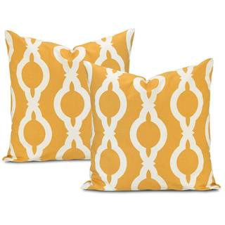 Medina Printed Cotton Cushion Cover (Set of 2)