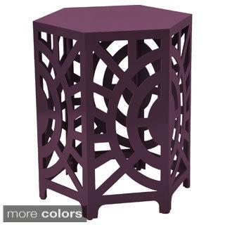 Intelligent Design Octagonal Drum Table
